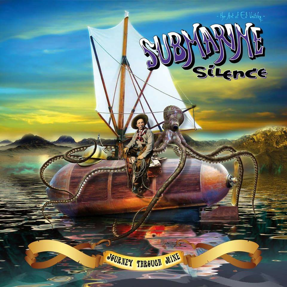 SUBMARINE SILENCE – Journey Through Mine CD Digipack